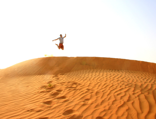 5 Things To Accomplish in Dubai Desert Safari