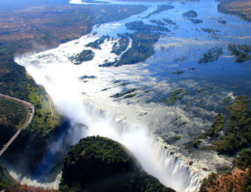 Explore One of the Seven Natural Wonders of the World, The Victoria Falls