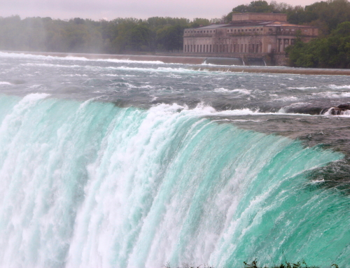 The Massive Power And Captivating Beauty Of Niagara Falls, Canada