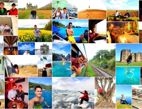 Travel Inspiration 360's 2014 Travel Recap