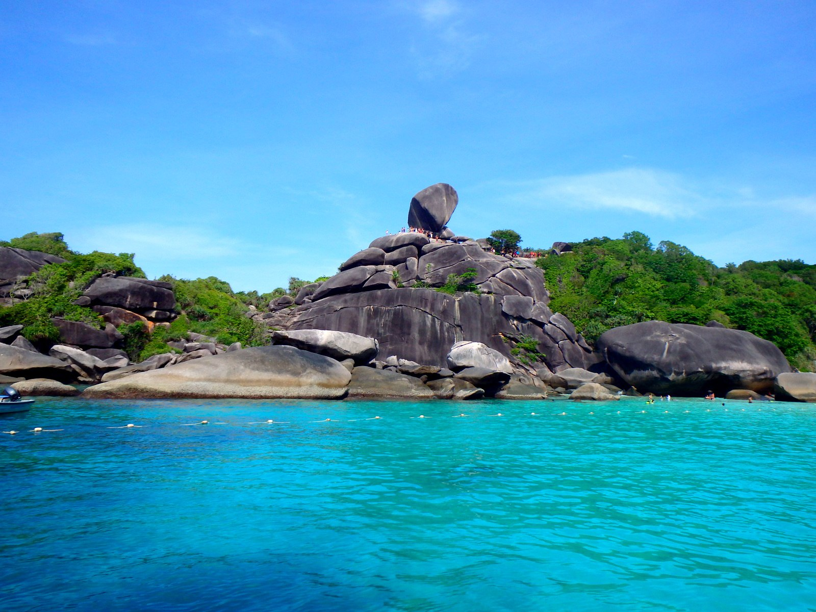 Thailand Beach Vacation: Similan Islands VS Koh Phi Phi ...