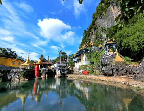 The New Travel Destination In Myanmar, Hpa An