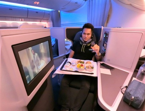Cathay Pacific Business Class Review 777-300ER & A330-300