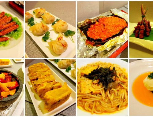 [Premium Dining] Lotus Kitchen Vegetarian @ Chinatown Point
