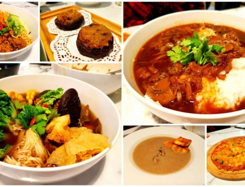 [Western & Asian Cuisine] 6 Dishes To Try At The Clef Jurong Vegetarian Cafe