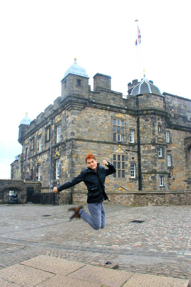 KJS @ Edinburgh Castle