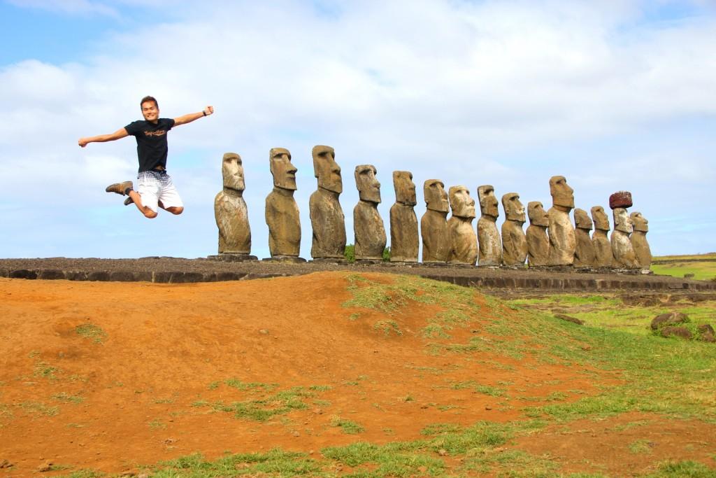 Easter Island, Polynesian Island