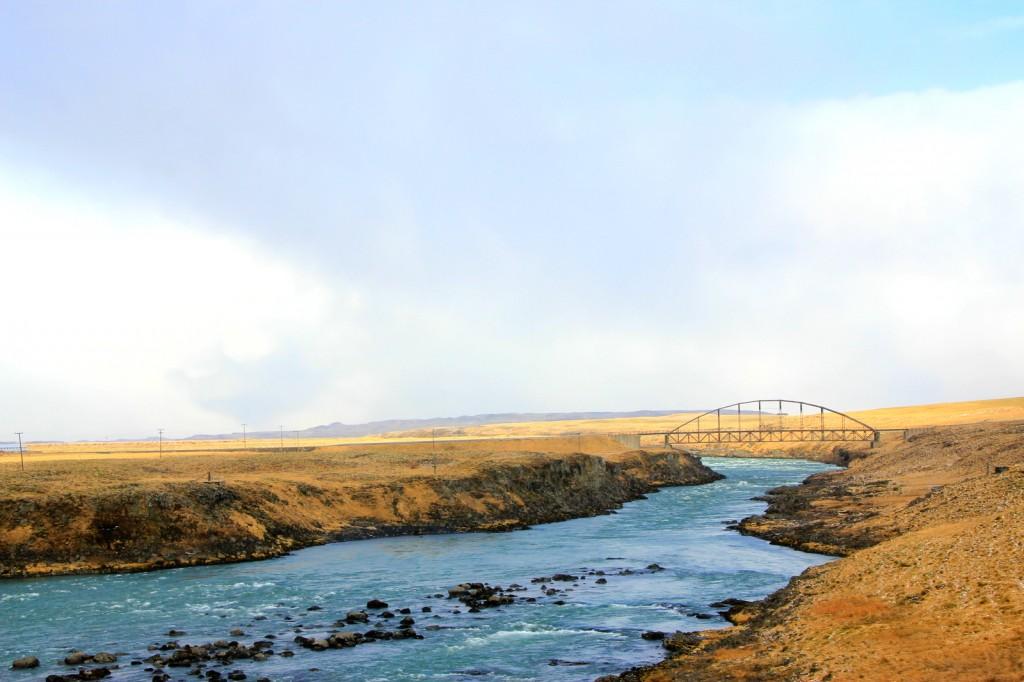 Serenity of Icelandic Landscape