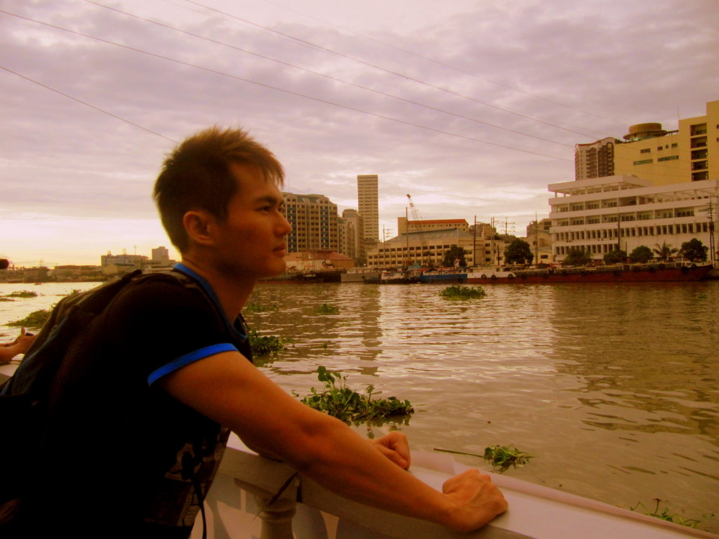 Sight seeing at Manila, Philippines