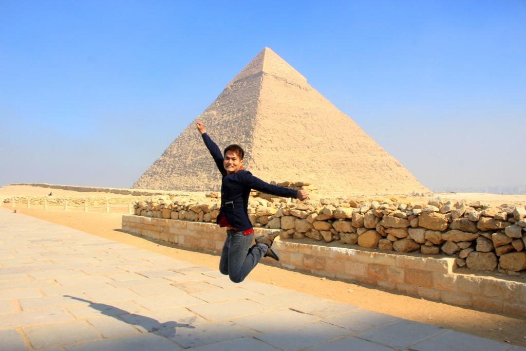 Pyramid of Giza, Egypt