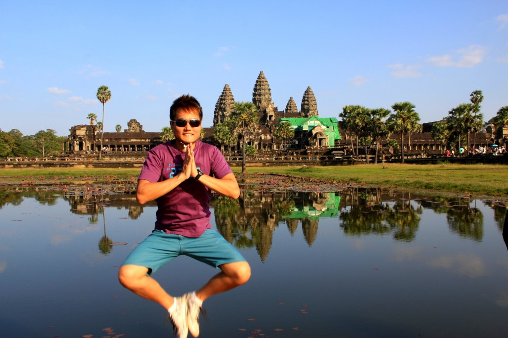 Buddha JS @ Siem Reap, Cambodia