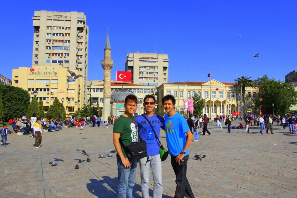 Getting mysterious at Izmir, Turkey
