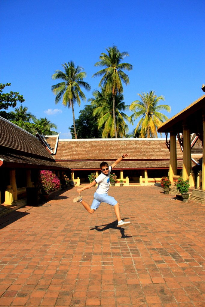Funny JS @ Vientiane, Laos