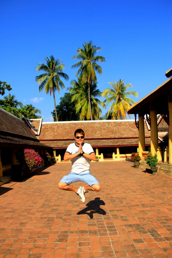 Buddha JS @ Vientiane, Laos