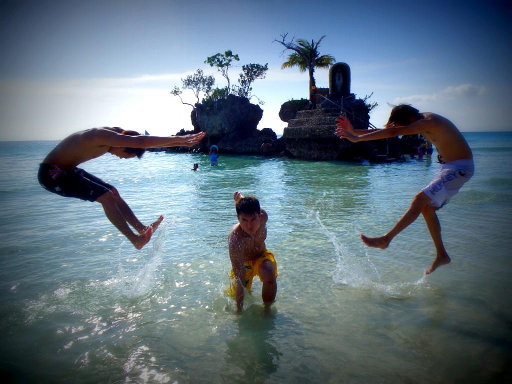 Classic Shot in Boracay Island