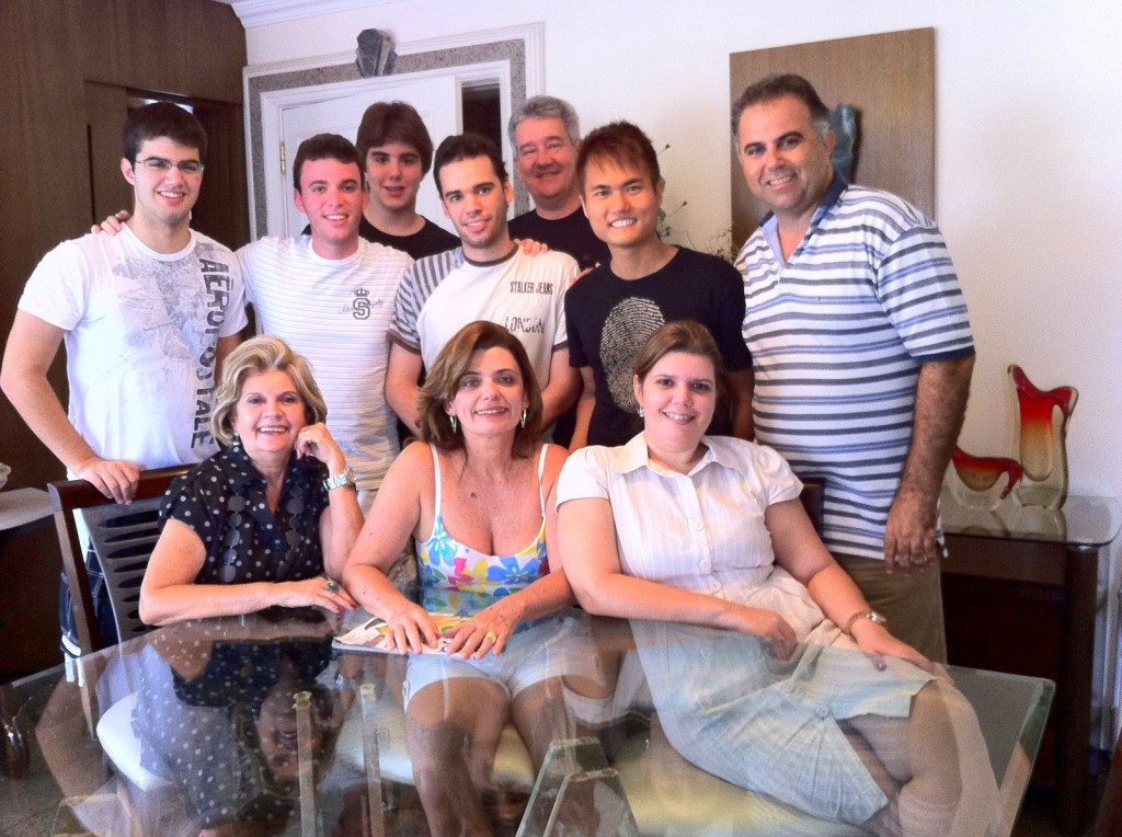 Staying with my Brazilian Friend's Family in Brazil