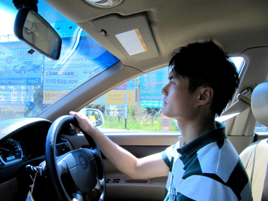 Fast and Safe Driver!