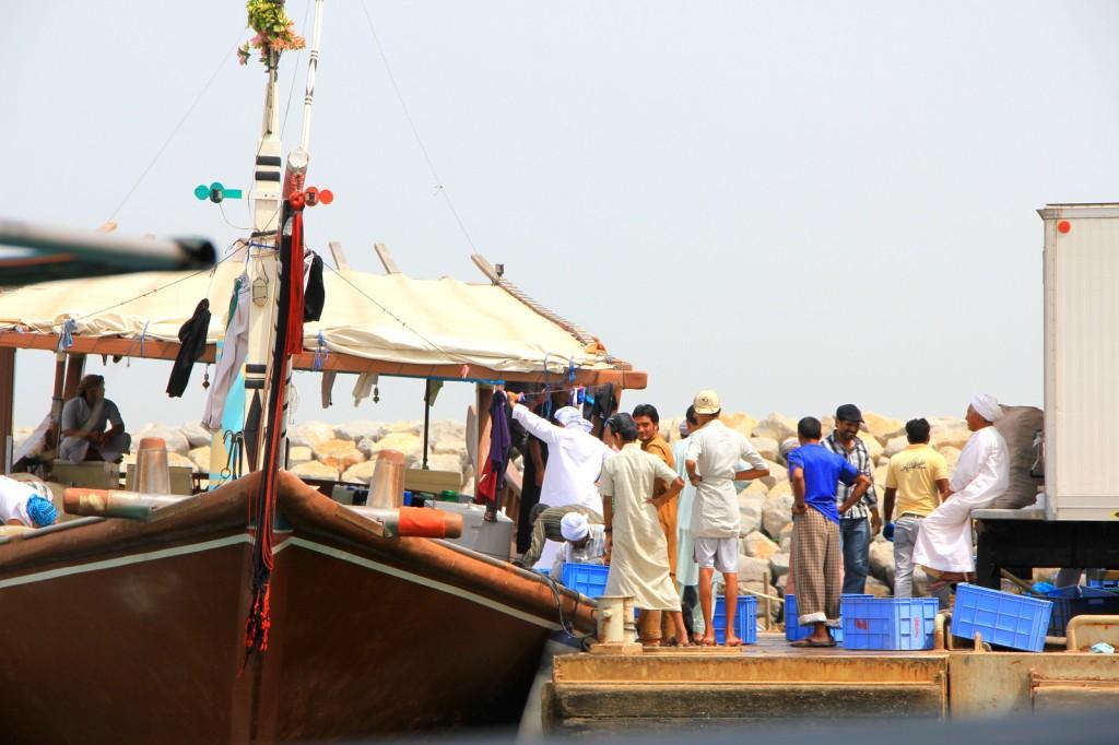 Omani Fishermen