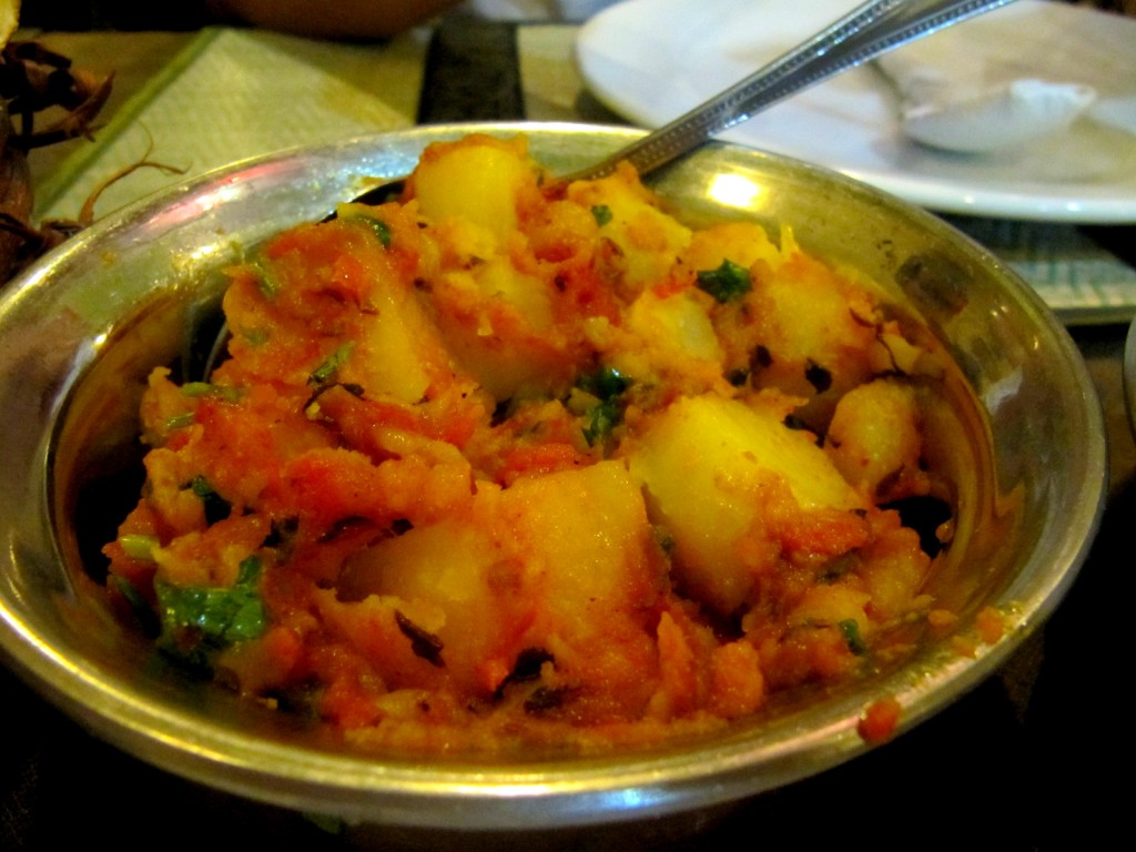 Best Aloo Curry