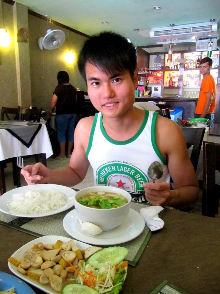 Delicious Thai Tomyam (White)
