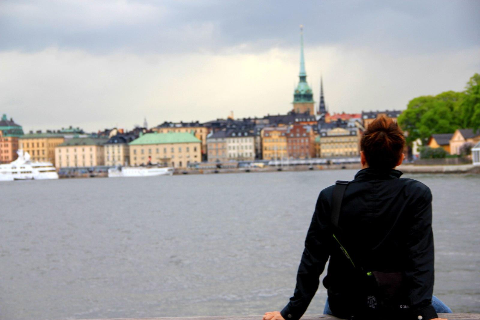 Solo Traveler @ Stockholm, Sweden