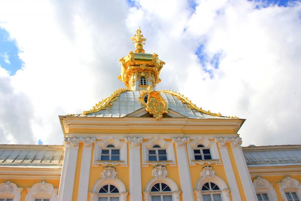 Peterhof Palace & Gardens