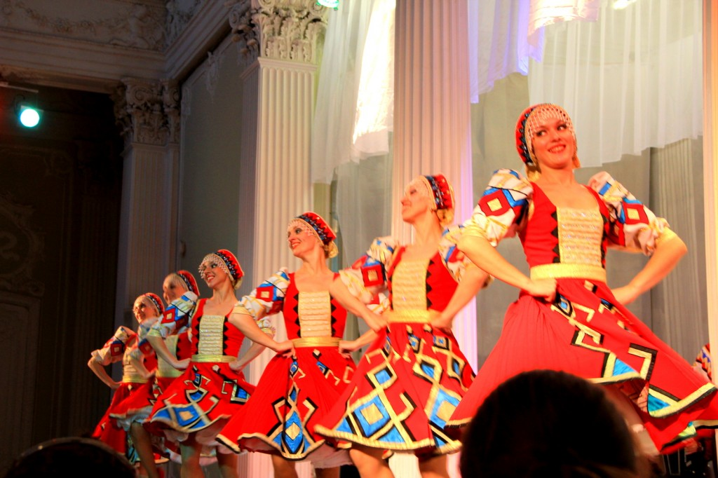 Russian Forklore Dance