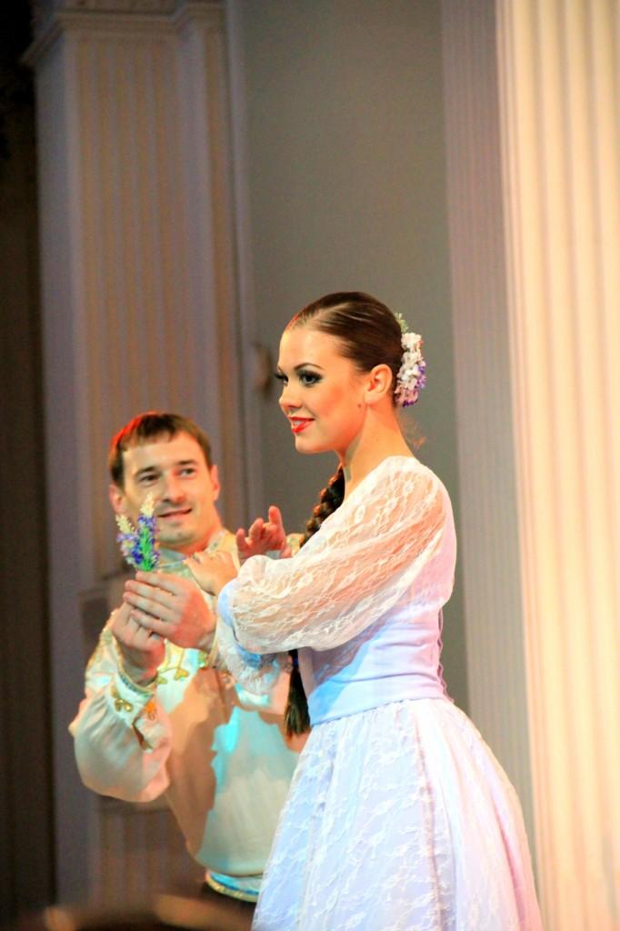 Russian Duet Singing