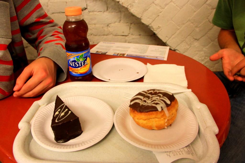 Sweet Treats @ Cafe