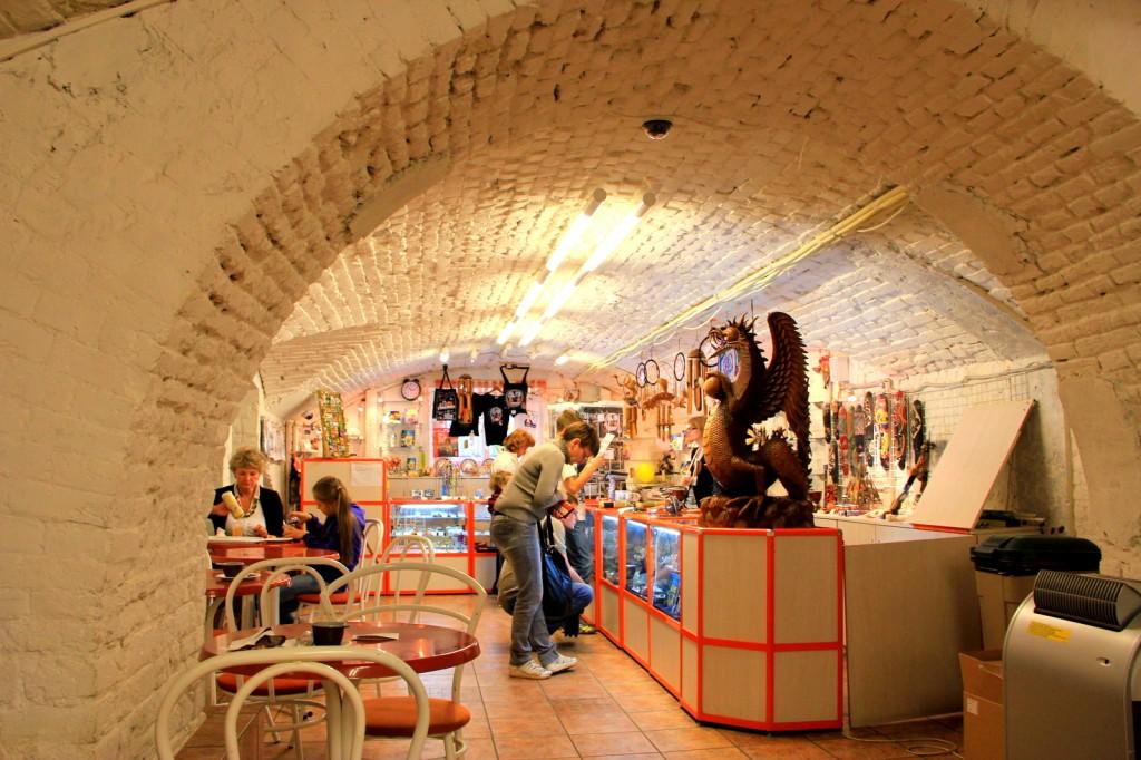 Cute Underground Gifts Shop