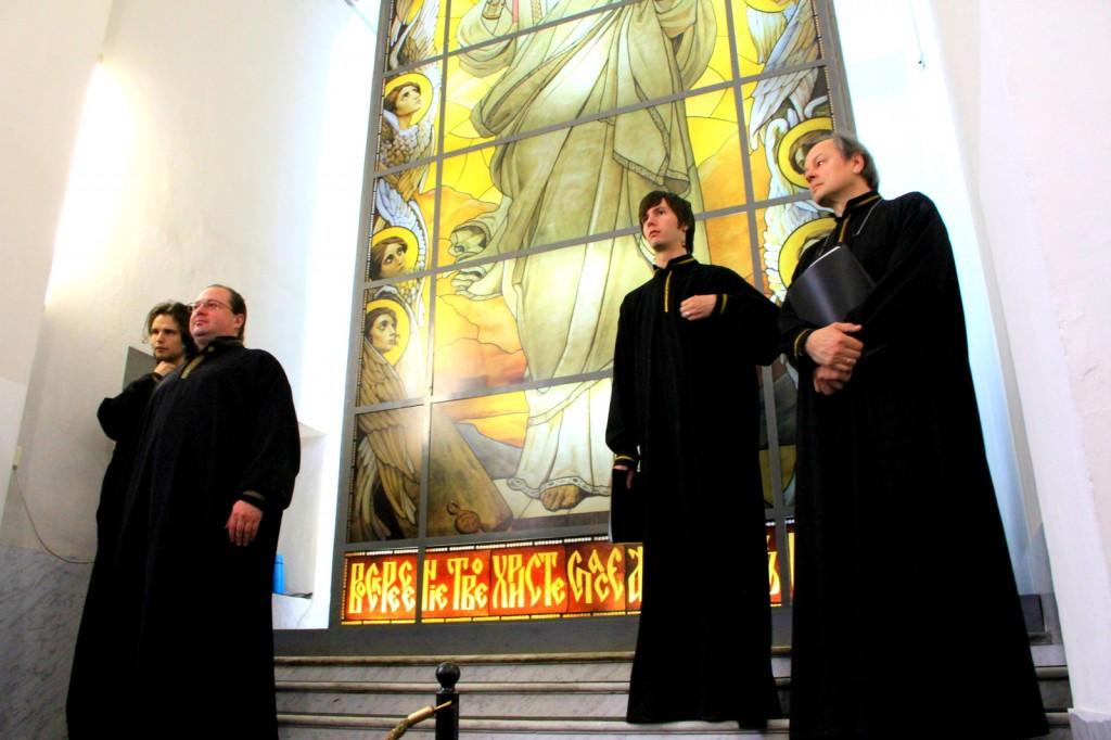 Church Choir Acapella