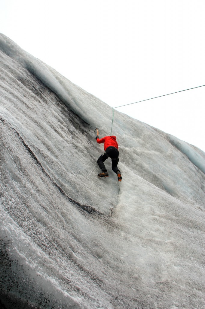 Just Do It in Iceland