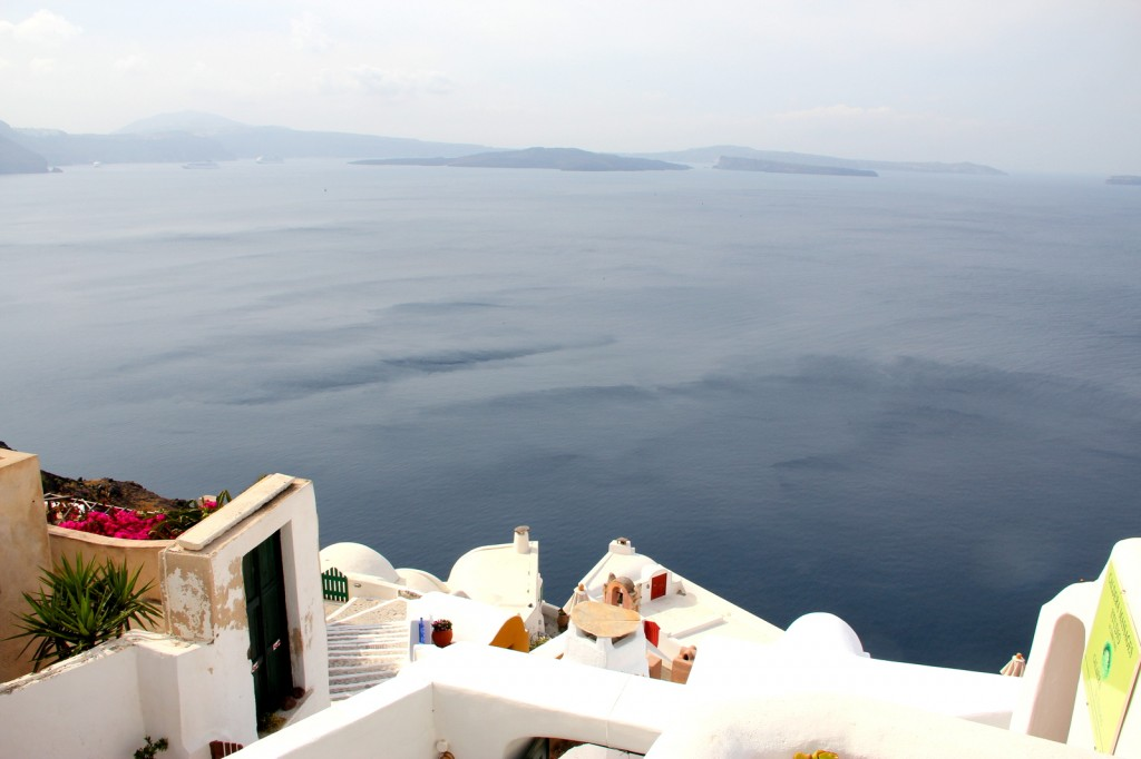 What about a nice view of Caldera?
