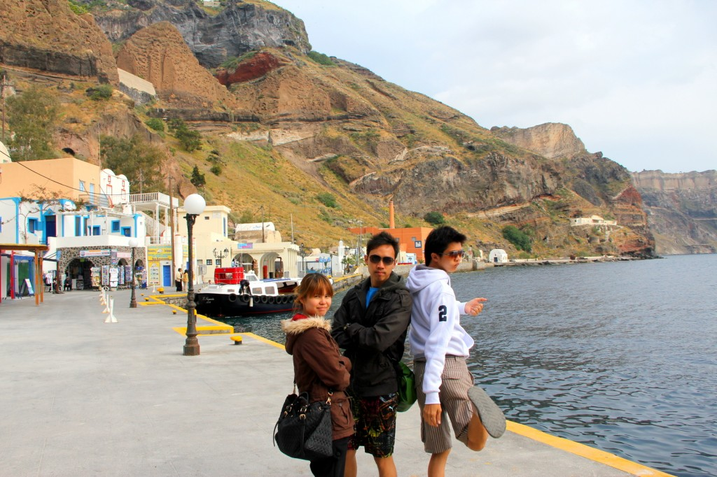 Singapore next top model in Greece