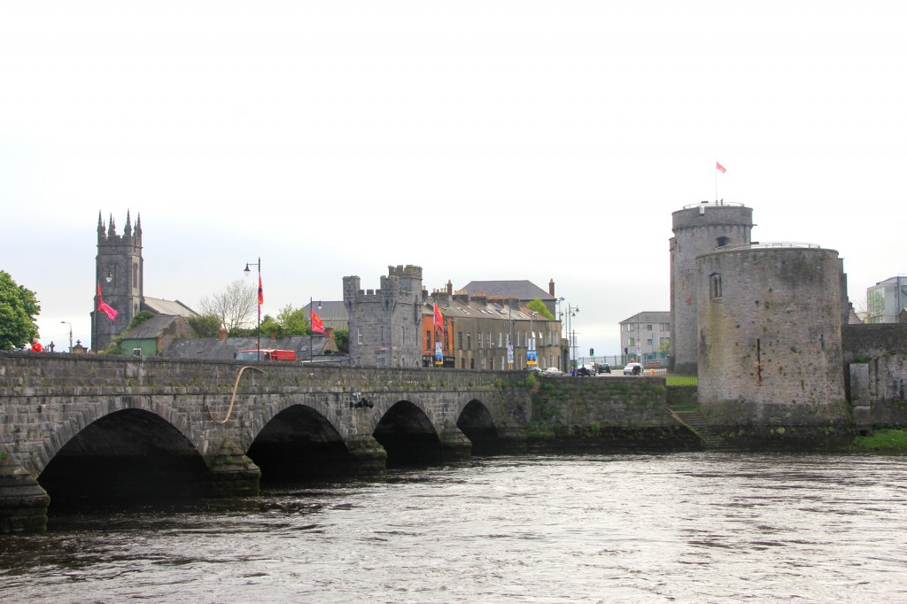 River Shannon, Limerick City, Ireland