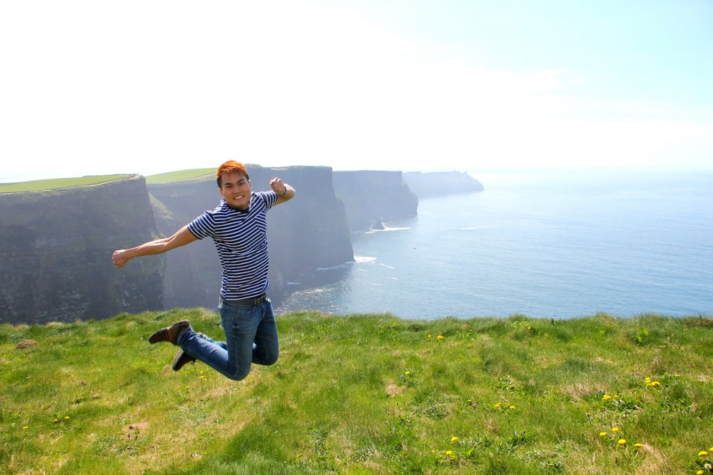 KJS The Cliffs of Moher