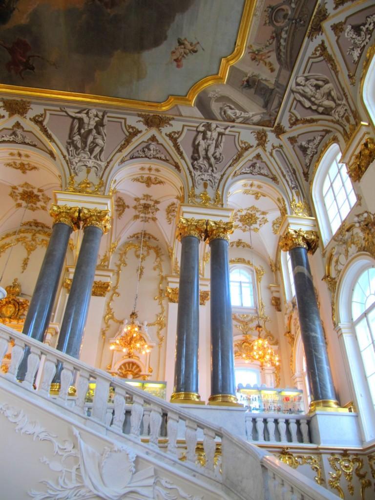 Interior of Hermitage Museum
