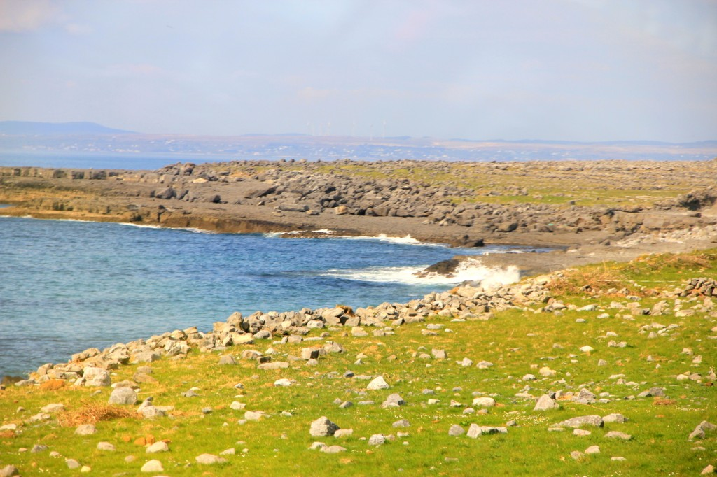 Scenic Coastal Drive of Galway Bay