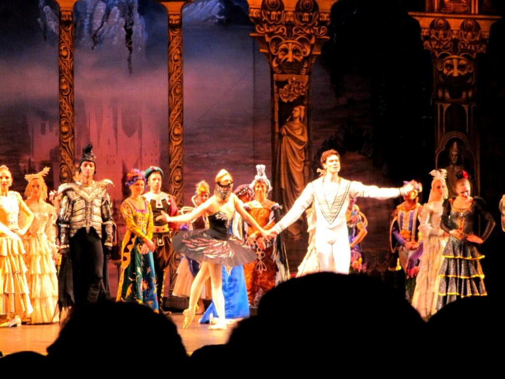 Pinnacle of Russian Ballet - Swan Lake