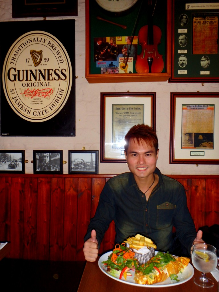 Awesome Food in Dublin, Ireland