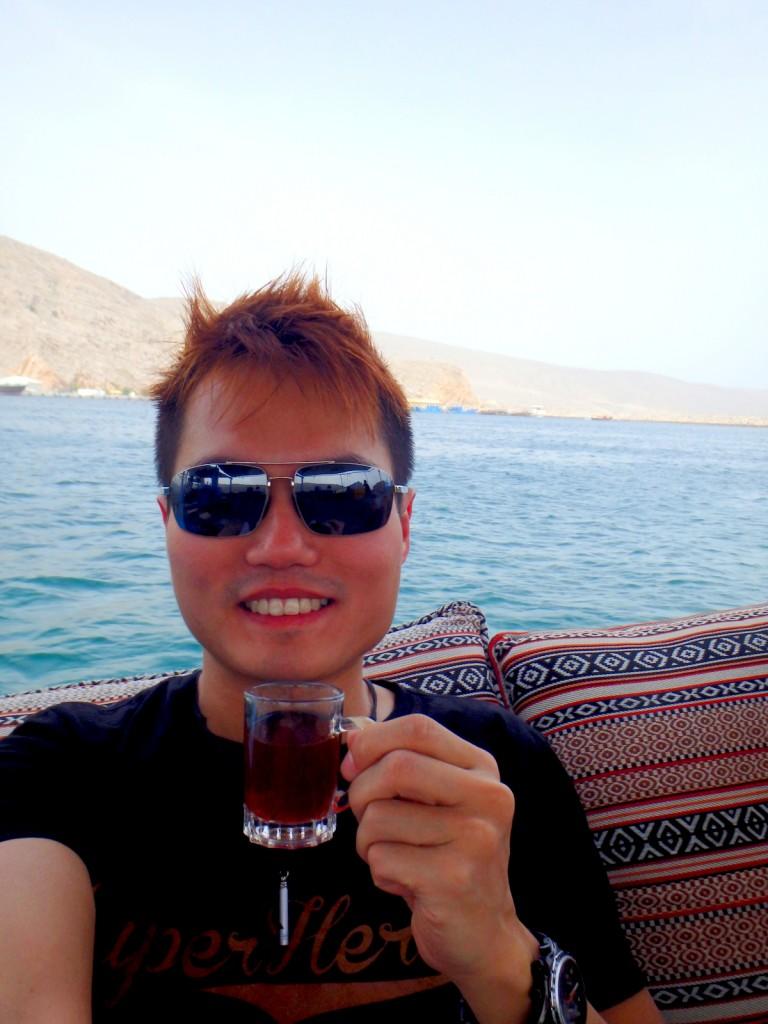 Black tea taste GREAT!