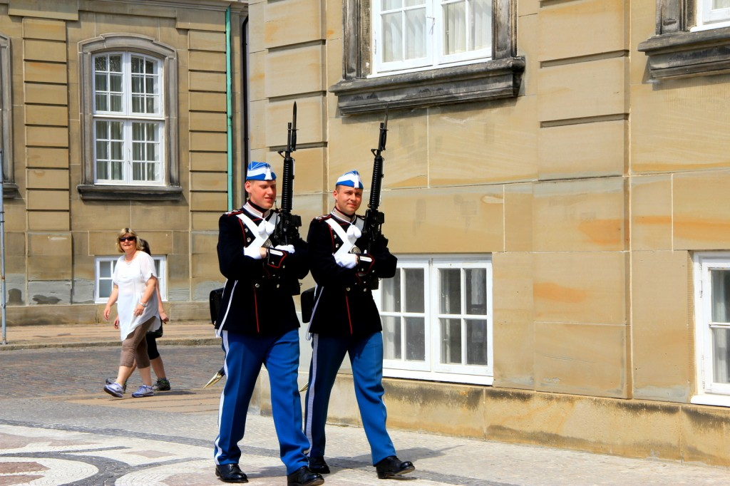 The Royal Danish Guard