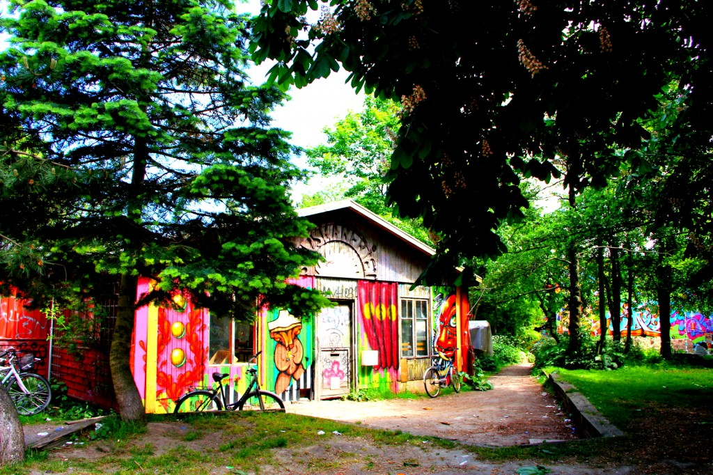 Typical Store in Christiania