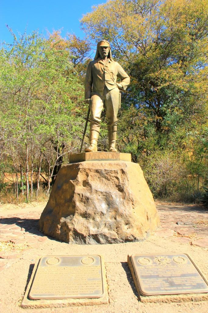 David Livingstone's Statue