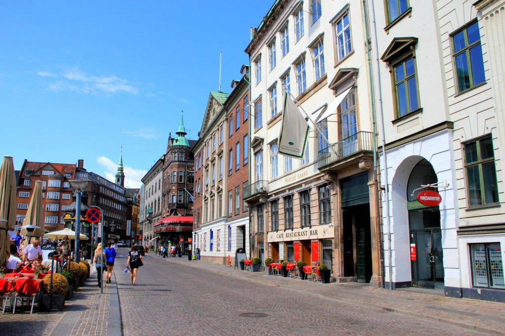 Stroget, Copenhagen shopping district