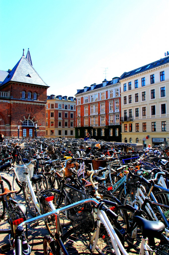 Massive bicycles