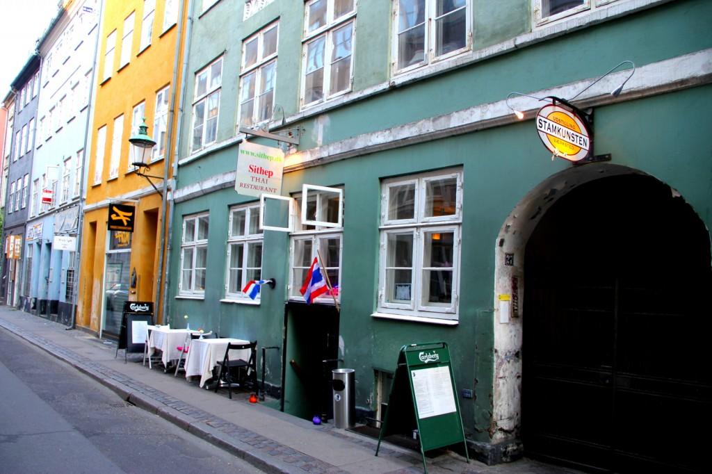 Sithep Thai Restaurant, Copenhagen