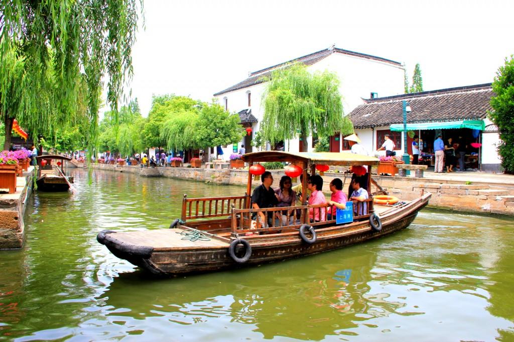 The Chinese Gondolas
