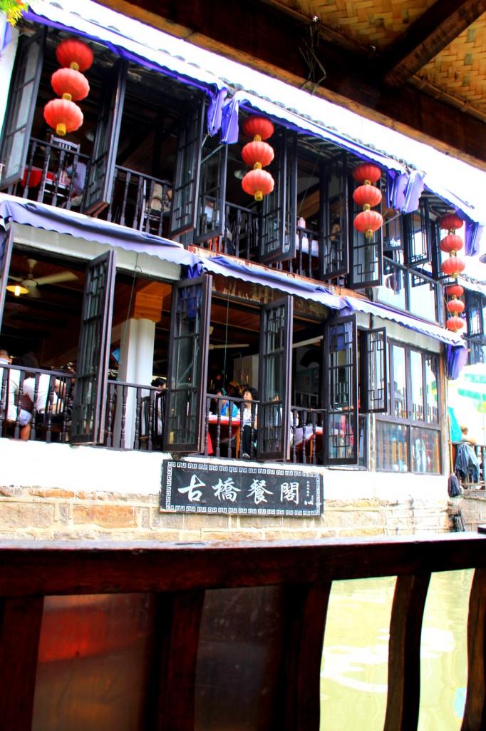 Nice restaurant for lunch or dinner
