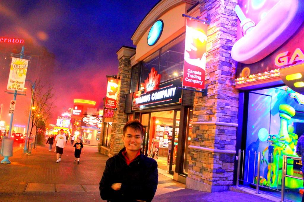 Niagara Falls Strip